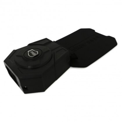 Dolaso G80 Laptop Extract Ventilator Cooling Pad (Black)