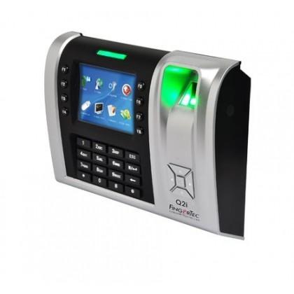FingerTec Q2i Fingerprint Color Door Access System