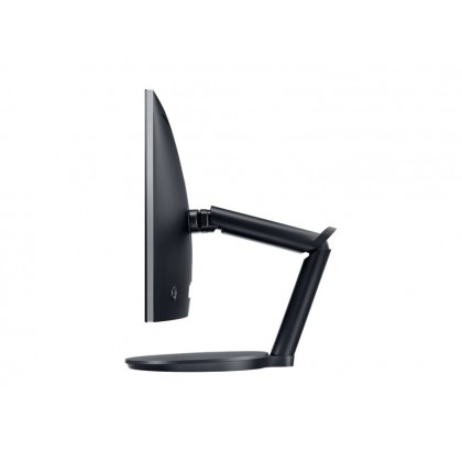 SAMSUNG 24 inch Curved Gaming Monitor CFG70 with 1ms 144Hz Quantum Dot Display LC24FG70FQEXXM