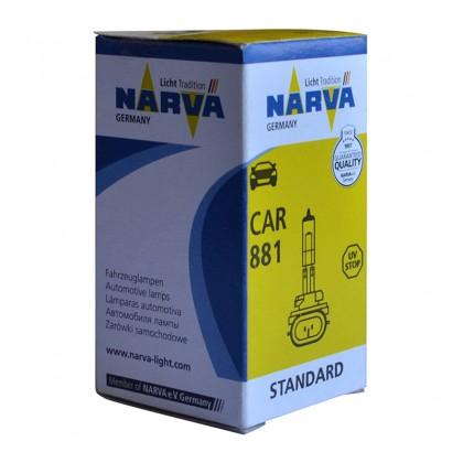 Narva Licht Tradition Car 881 Standard 12.8V PGJ13 27W 480403000