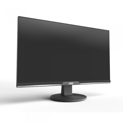 AOC I240SXH/68 23.8 inch HDMI VGA Full HD 1920 X 1080 Flicker Free Low Blue Light IPS LED Monitor
