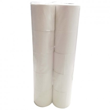 Thermal Receipt Paper Roll 57mm x 60mm x 12mm for Thermal Receipt Printer - 10rolls