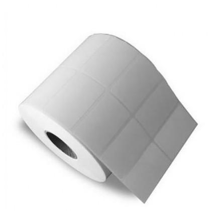 1 Roll 40mm x 30mm 2-UPS Blank Barcode Label Sticker ( 2000 pcs each roll )