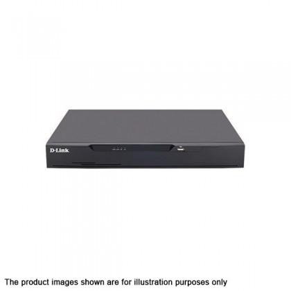 D-Link DVR-F1104 4 Channel 1080P 2MP AHD TVI 1 SATA Hybrid CCTV DVR