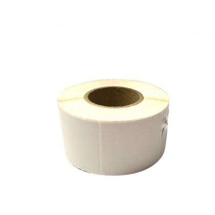 10 Rolls Thermal Label Stiker 40MM X 46MM X 40MM (600pcs per roll)