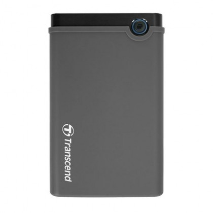 "Transcend USB 3.0 2.5"" Enclosure for SATA SSD & HDD (25CK3) - SSD/HDD NOT INCLUDED"