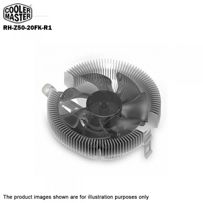 Cooler Master Z50 RH-Z50-20FK-R1 Intel LGA 115X 775 AMD AM4 CPU Cooler