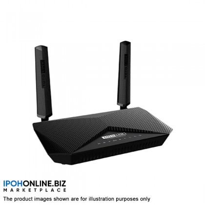 TOTOLINK LR1200 AC1200 Wireless Dual Band 5G + 2.4G 4G LTE Router Direct 4G LTE SIM CARD UNIFI