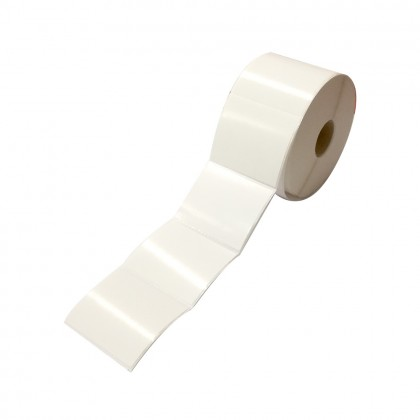 1 Roll 60mm x 50mm  Blank Barcode Label Sticker ( 1000 pieces each roll )