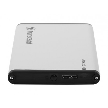 Transcend StoreJet 25S3 USB 3.0 External Hard Drive Enclosure