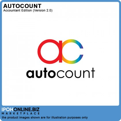AutoCount Accounting Version 2.0 Accountant Edition