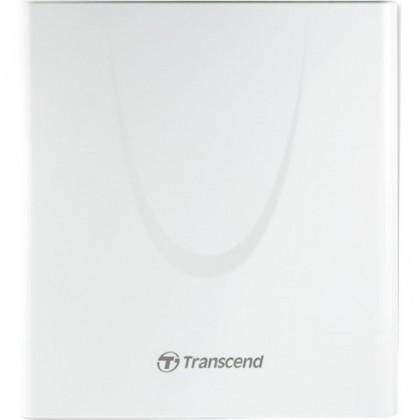 Transcend Portable CD/DVD Writer 8XDVDRW (WHITE)