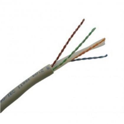 DINTEK Cat.6 4 Pair UTP Cable 305m/box