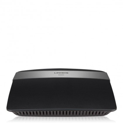 Linksys N600 Advanced Simultaneous Dual Band Wi-Fi Router E2500-AP with Unifi & Maxis Ready