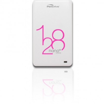 Pendrive 128GB Nano∞ Infinite USB 3.0 Portable SSD