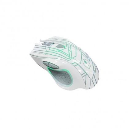 AVF X9 Gaming Freak II 6D Laser Gaming Mouse - White