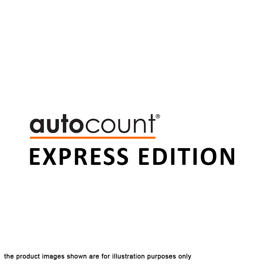 AutoCount Account Express Edition Installation CD With Updated Version