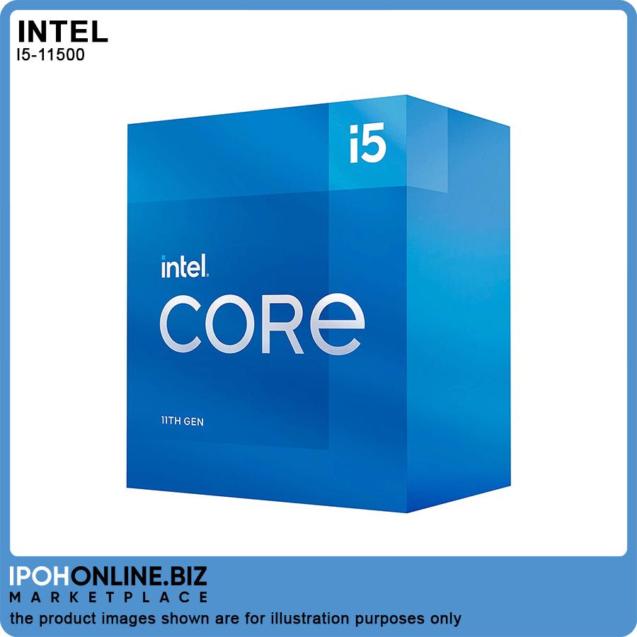INTEL 11th Gen CORE I5-11500 2.7GHZ 12MB LGA1200 Processor